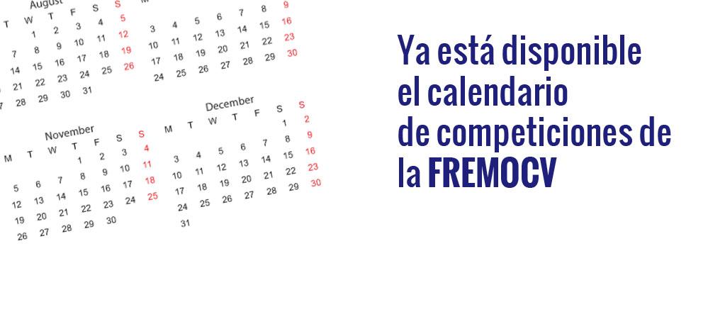Descárgate el calendario