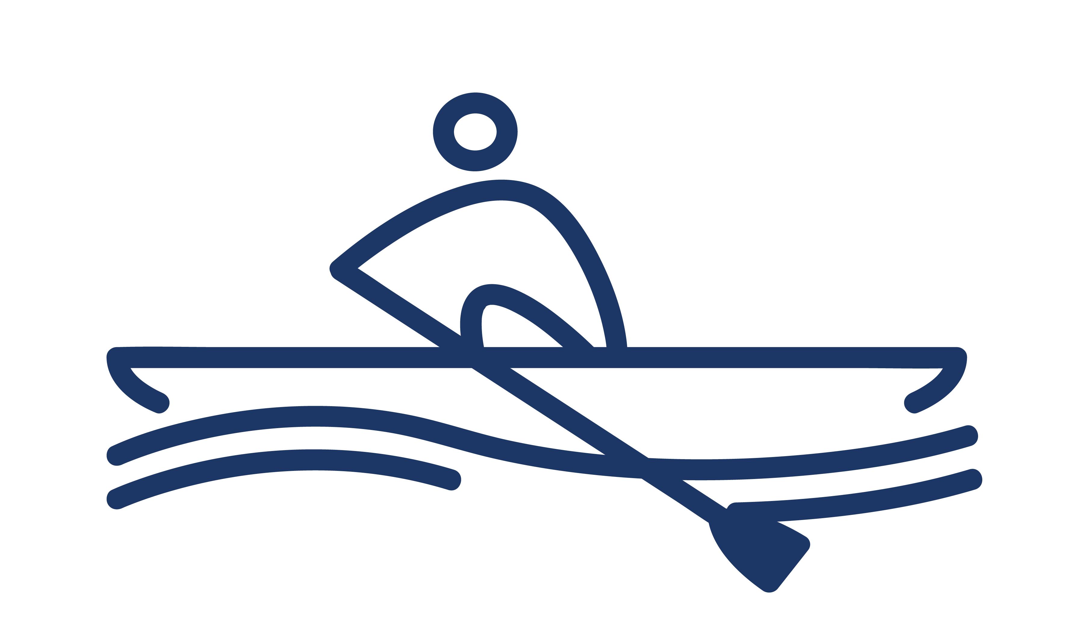 dibujo remo olímpico