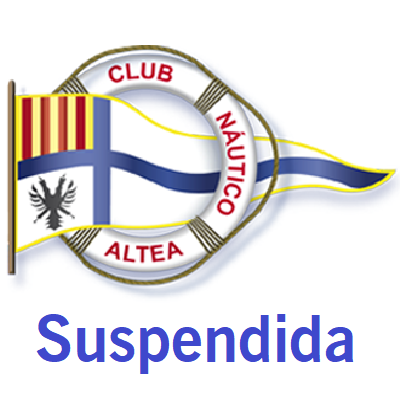 logo regata suspendida altea
